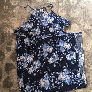 Brand new Lauren Conrad maxi dress